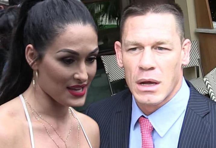 Nikki Bella Tidak Akan Pernah Kembali Kepada John Cena