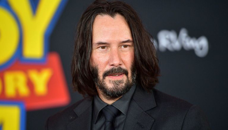 KEINGINAN FANS JADIKAN KEANU REEVES SEBAGAI 'TIME'S PERSON OF THE YEAR'