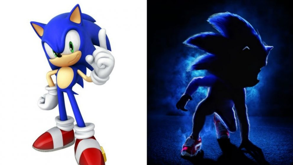 Revisi Desain Sonic Yang Baru Cukup Memuaskan