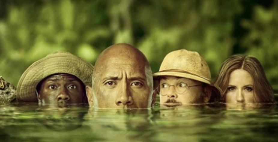 Film Jumanji Terbaru Menghadirkan Kesenangan Lebih Gila
