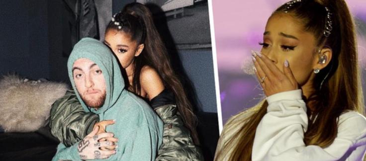 Ariana Grande Mengalami Trauma Setelah Kematian Mc Miller