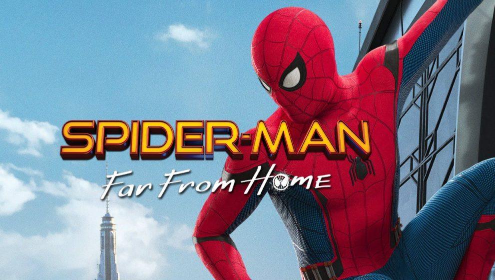 Spider-man : Far From Home, Rekor Dan Pimpin Box Office
