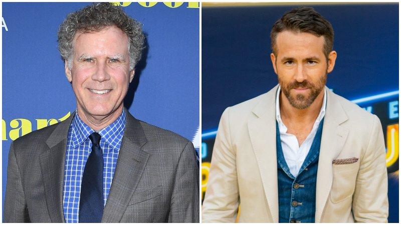 Ryan Reynolds dan Will Ferrell akan Membintangi Film Remake Musikal 'A Christmas Carol'